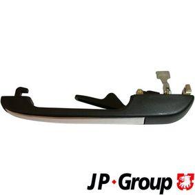 JP GROUP Türgriff 1187200880 für AUDI 80 (81, 85, B2) 1.8 GTE quattro (85Q) ab Baujahr 03.1985, 110 PS