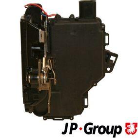 Türschloß VW PASSAT Variant (3B6) 1.9 TDI 130 PS ab 11.2000 JP GROUP Türschloß (1187501270) für