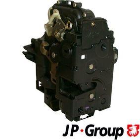Türschloß VW PASSAT Variant (3B6) 1.9 TDI 130 PS ab 11.2000 JP GROUP Türschloß (1187501280) für
