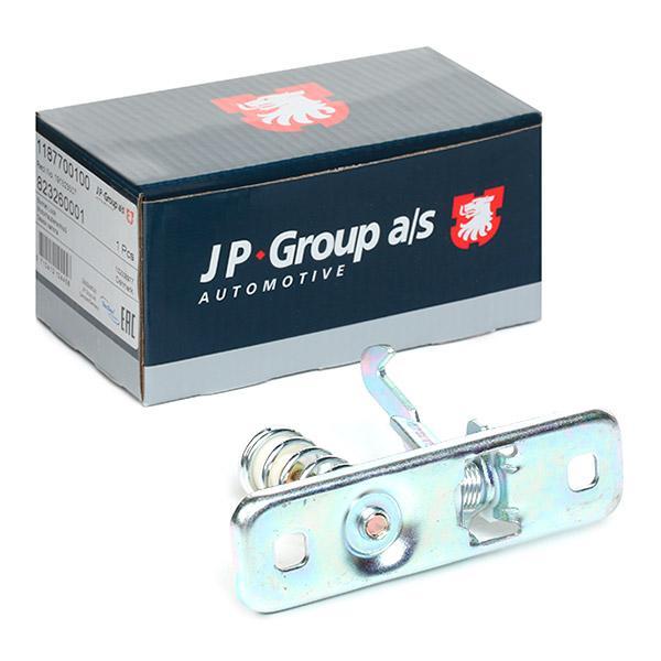 Motorhaubenschloss 1187700100 JP GROUP 1187700100 in Original Qualität