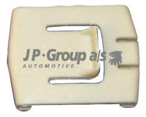JP GROUP  1189800700 Elemento de regulación, ajuste de asiento