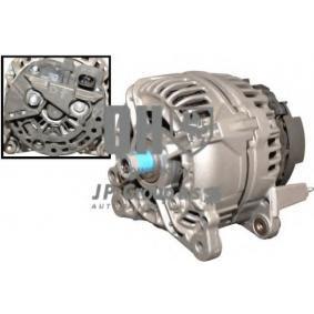 Lichtmaschine VW PASSAT Variant (3B6) 1.9 TDI 130 PS ab 11.2000 JP GROUP Generator (1190102909) für