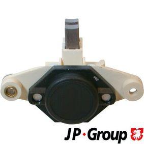 Regulador del alternador Tensión nominal: 12V, Tensión de servicio: 14V con OEM número 070 903 803A