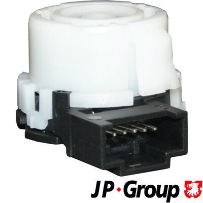 JP GROUP  1190401400 Ignition- / Starter Switch Number of connectors: 6