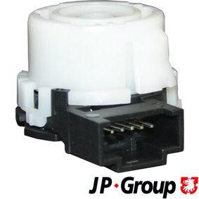 Ignition- / Starter Switch 1190401400 Golf 5 (1K1) 2.0 TDI MY 2008