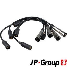 Golf 4 2.0 Zündkabel JP GROUP 1192001910 (2.0 Benzin 1998 AQY)