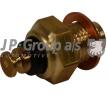 JP GROUP Kühlmitteltemperatur-Sensor 1193100500 für AUDI 100 (44, 44Q, C3) 1.8 ab Baujahr 02.1986, 88 PS