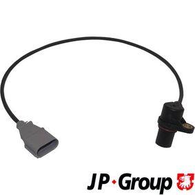 JP GROUP Impulsgeber, Kurbelwelle 1193700700 für AUDI A4 Avant (8E5, B6) 3.0 quattro ab Baujahr 09.2001, 220 PS