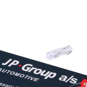 Крушка с нагреваема жичка, осветление на уредите W1,2W, W2x4.6D, 12волт, 1.2ват, CLASSIC 1195901500