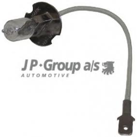 Bulb, headlight H3, PK22S, 12V, 55W 1195902000
