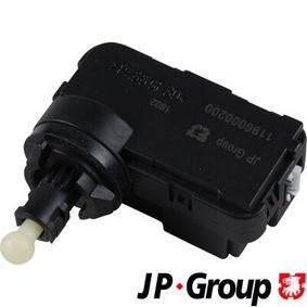 Controller, headlight range adjustment 1196000200 PUNTO (188) 1.2 16V 80 MY 2004