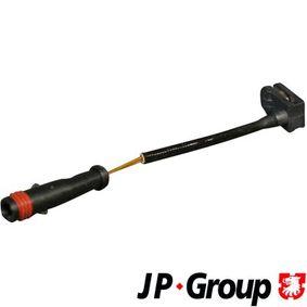 Sensor, Bremsbelagverschleiß mit OEM-Nummer 906 540 141 7