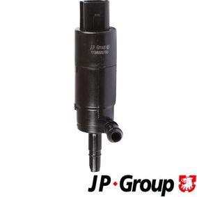 Waschwasserpumpe, Scheinwerferreinigung mit OEM-Nummer 1J0955681