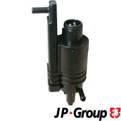 JP GROUP  1198500900 Waschwasserpumpe, Scheibenreinigung Spannung: 12V