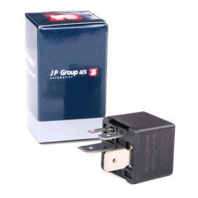 JP GROUP Relais, Kraftstoffpumpe 1199206900 für AUDI A4 (8E2, B6) 1.9 TDI ab Baujahr 11.2000, 130 PS