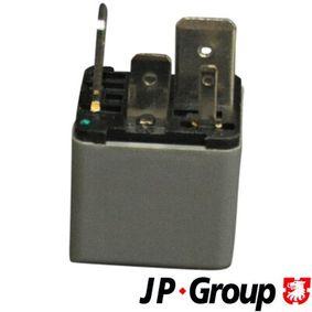 Golf 4 1.9TDI Steuergerät, Glühzeit JP GROUP 1199208200 (1.9TDI Diesel 2001 ARL)