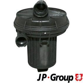 JP GROUP Sekundärluftpumpe 1199900200 für AUDI A4 Avant (8E5, B6) 3.0 quattro ab Baujahr 09.2001, 220 PS