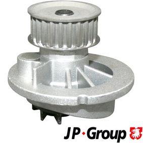 Wasserpumpe mit OEM-Nummer 09192797