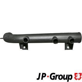 JP GROUP  1214400100 Kühlmittelrohrleitung