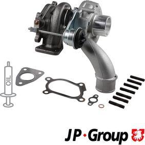 JP GROUP Lader, ladesystem 1217400100 med OEM Nummer 4404327