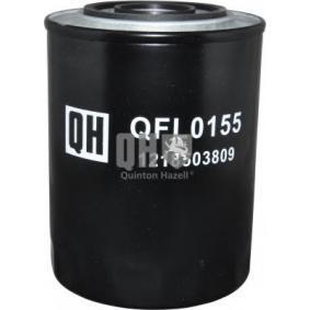 Ölfilter Ø: 93mm, Innendurchmesser 2: 72mm, Innendurchmesser 2: 62mm, Höhe: 96mm mit OEM-Nummer 7 700 860 823