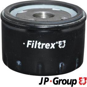 Ölfilter 1218505700 Scénic 1 (JA0/1_, FA0_) 1.6 BiFuel (JA04) Bj 2001