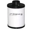 OEM Kraftstofffilter JP GROUP 1218700509 für PORSCHE