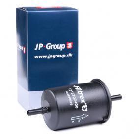 Kraftstofffilter Höhe: 143mm mit OEM-Nummer 6001543138