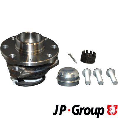 JP GROUP  1241400900 Radnabe