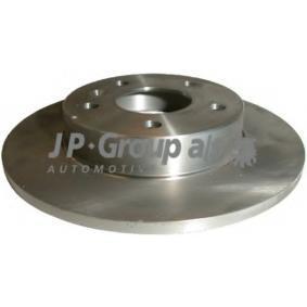 Bremsscheibe Bremsscheibendicke: 10mm, Ø: 264mm, Ø: 264mm mit OEM-Nummer 09117772