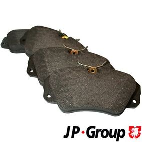 Bremsbelagsatz, Scheibenbremse Dicke/Stärke: 18,3mm mit OEM-Nummer 1605004