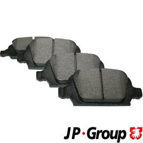 Bremsbelagsatz, Scheibenbremse Dicke/Stärke: 14mm mit OEM-Nummer 9200132