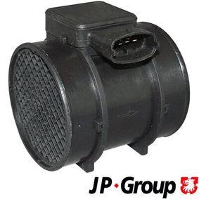 Luftmassenmesser Pol-Anzahl: 4-polig mit OEM-Nummer 90530463