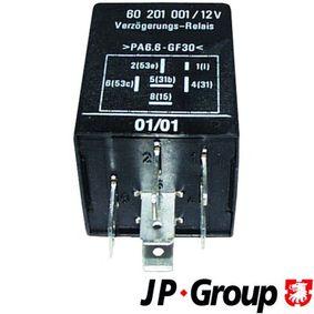 JP GROUP Relais, Wisch-Wasch-Intervall 1299200300 für AUDI 80 (8C, B4) 2.8 quattro ab Baujahr 09.1991, 174 PS