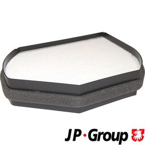 Filter, Innenraumluft Länge: 275mm, Breite: 219mm, Höhe: 54mm mit OEM-Nummer 71775 179