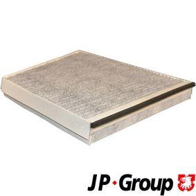 Filter, Innenraumluft Länge: 312mm, Breite: 260mm, Höhe: 35mm mit OEM-Nummer A 211 830 00 18