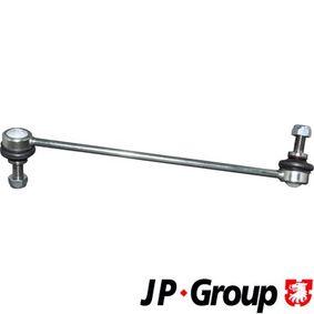 Mercedes S204 C200 Kompressor (204.241) Koppelstange JP GROUP 1340401880 (C200 Kompressor (204.241) Benzin 2012 M 271.950)