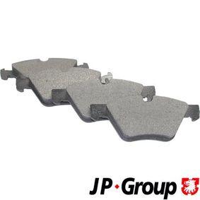 Bremsbelagsatz, Scheibenbremse Dicke/Stärke: 20,3mm mit OEM-Nummer 004420 03 20
