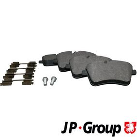 Brake Pad Set, disc brake Thickness: 20,1mm with OEM Number A 1694200120