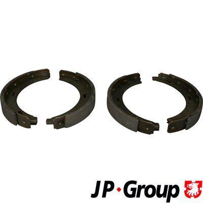 JP GROUP  1363900210 Set saboti frana Latime: 20mm