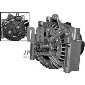 Generator Rippenanzahl: 6 mit OEM-Nummer A0141540702