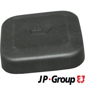 Tapa de Llenado de Aceite y Junta de Llenado de Aceite BMW X5 (E70) 3.0 d de Año 02.2007 235 CV: Tapa, tubuladura de relleno de aceite (1413600100) para de JP GROUP