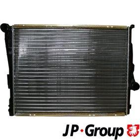 Kühler, Motorkühlung 1414200700 3 Limousine (E46) 320d 2.0 Bj 1999