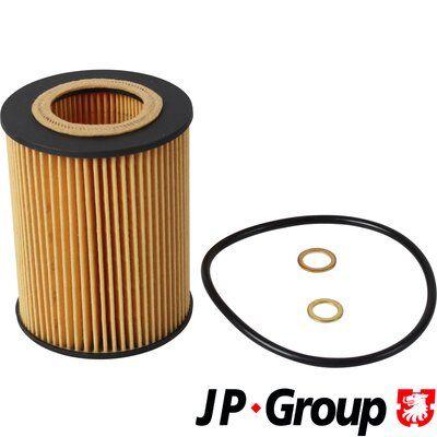 JP GROUP  1418500700 Ölfilter Ø: 83mm, Innendurchmesser: 42mm, Höhe: 104mm