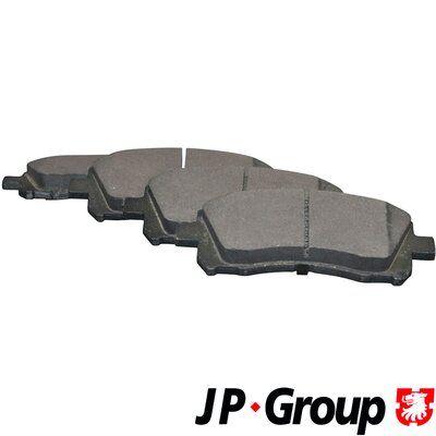 JP GROUP  1450100270 Suspension, corps de l'essieu