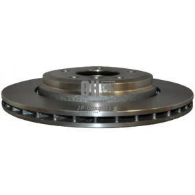 Bremsscheibe Bremsscheibendicke: 22mm, Ø: 320mm mit OEM-Nummer 3421 6855 157