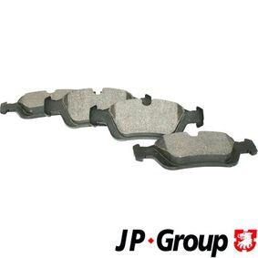Bremsbelagsatz, Scheibenbremse Dicke/Stärke: 17,8mm mit OEM-Nummer 3421 2 157 575