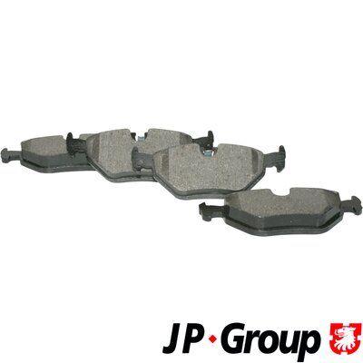 JP GROUP  1463700210 Bremsbelagsatz, Scheibenbremse Dicke/Stärke: 17,3mm