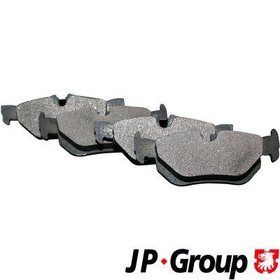 JP GROUP  1463700610 Bremsbelagsatz, Scheibenbremse Dicke/Stärke: 17,3mm