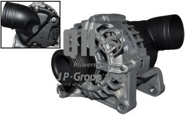 JP GROUP  1490100409 Lichtmaschine Rippenanzahl: 6